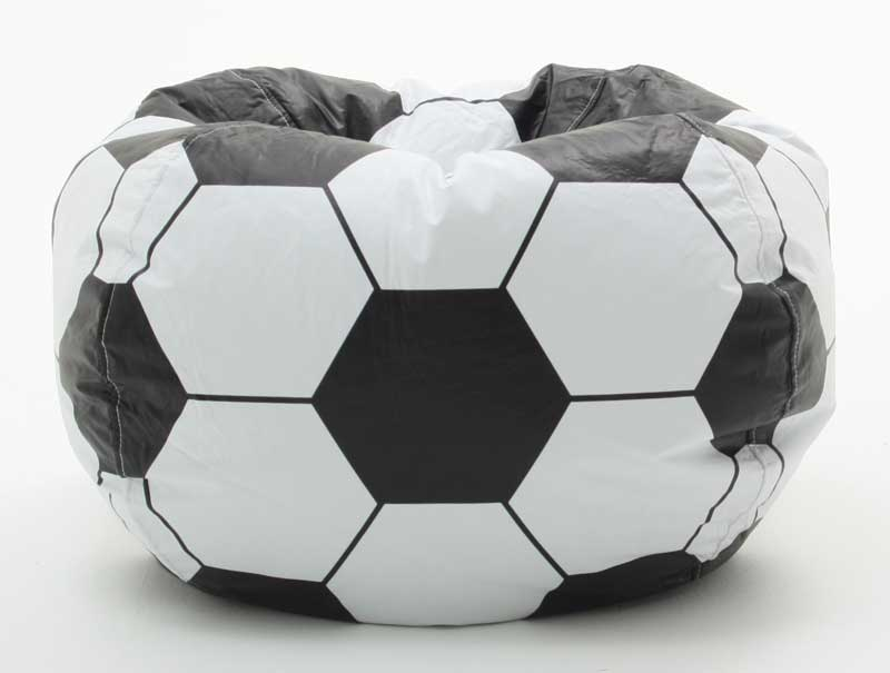 Ordinaire Comfort Research Bean Bag Chair In Soccer Theme