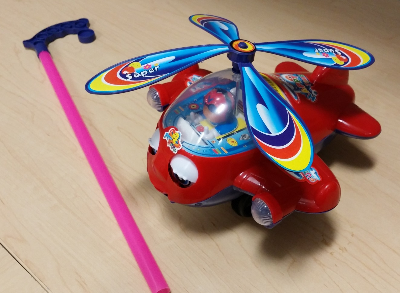 Airplane and Butterfly Push Toys Recalled by LS Import ...