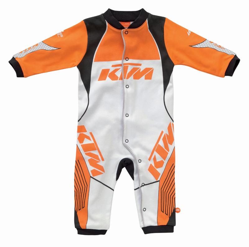 Black/Orange KTM Onesie