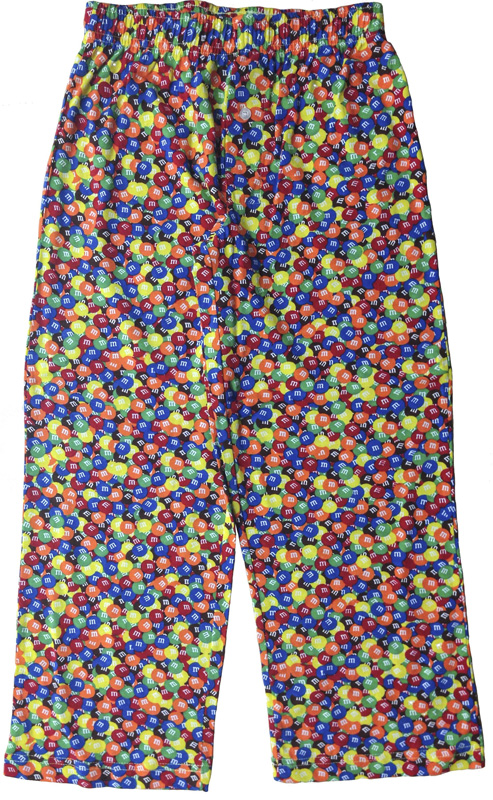 M&M'S Candy Print Youth Loungewear Pants