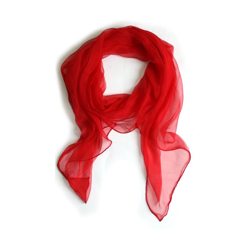 Gena Accessories women's silk scarf