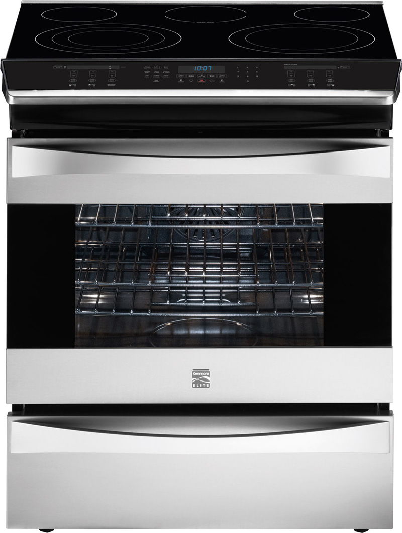 Kenmore Elite Electric Range