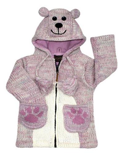 Children's Animal-Themed Sweater