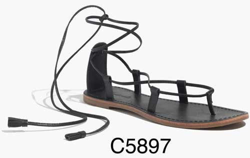 Sightseer Lace-Up Sandal