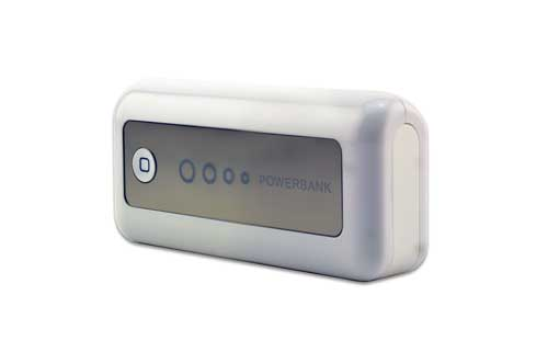 CleggPromo CPB-100 power bank top side