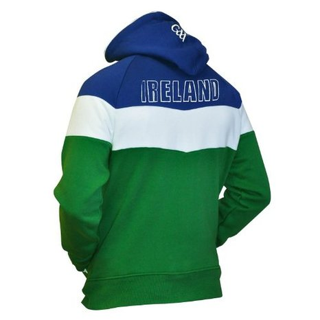 back of hoodie\n