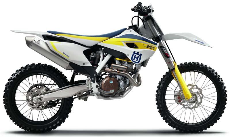 2015 Husqvarna brand Enduro off-road motorcycles