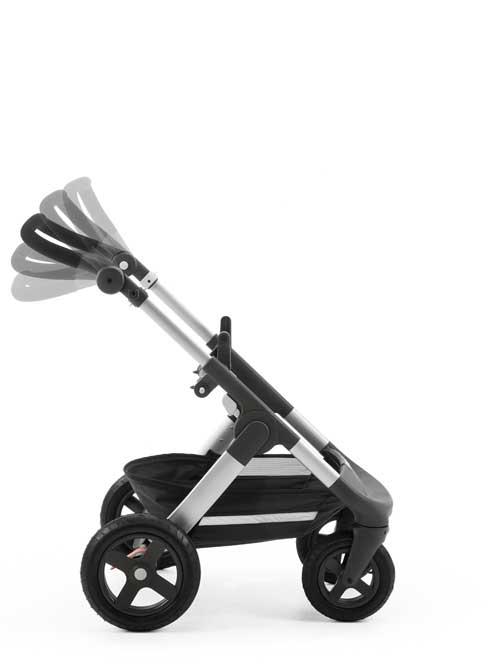Stokke Trailz Stroller Chassis