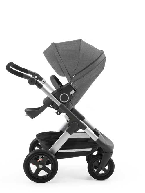 Stokke Trailz Stroller with Seat