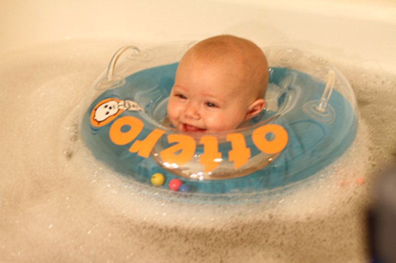 Otteroo Inflatable Baby Float