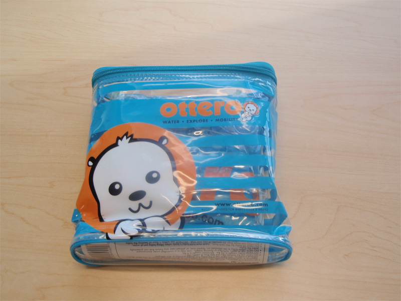 Otteroo Inflatable Baby Float Case