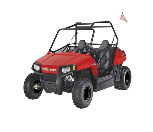 RZR 170 EFI Indy Red
