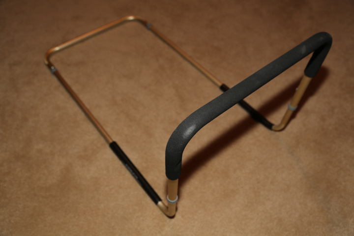 Adjustable bed handle model AJ1