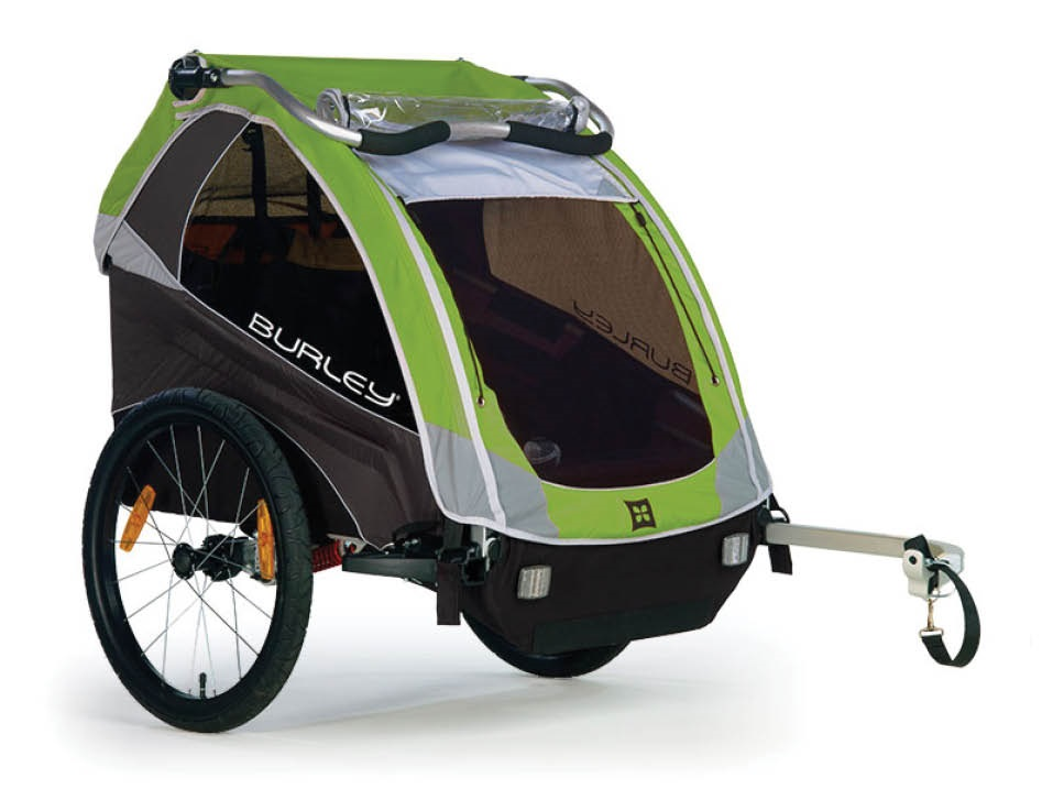 2013-2015 D'Lite bicycle trailer