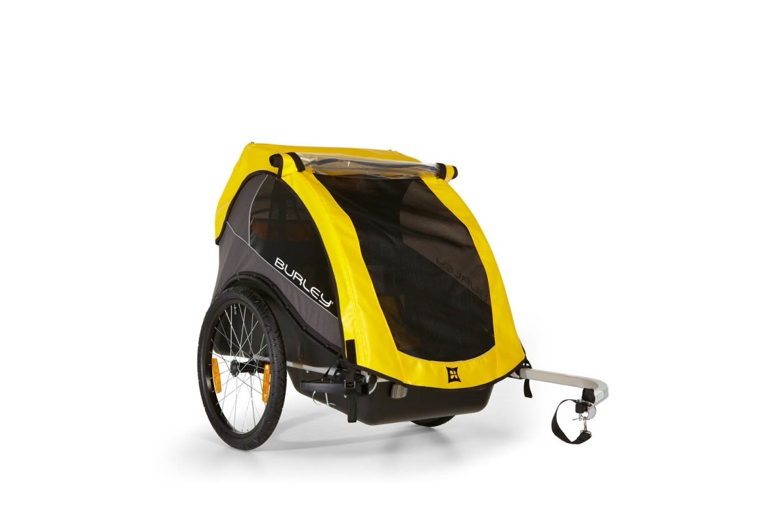 2013-2015 Cub bicycle trailer