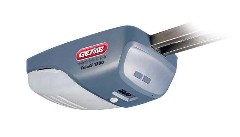Recalled Genie garage door openers