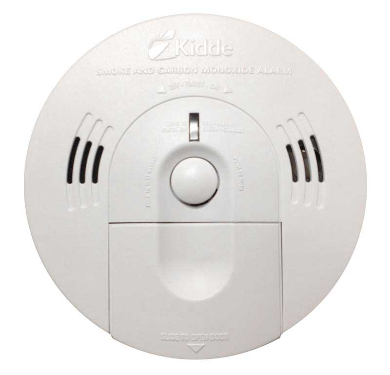 Recalled Kidde smoke and combination smoke/CO alarms