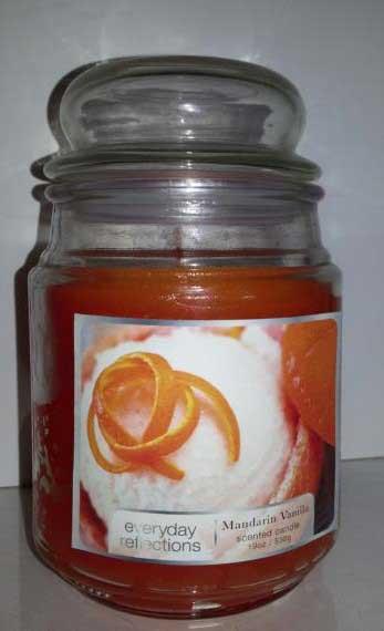 Mandarin Vanilla