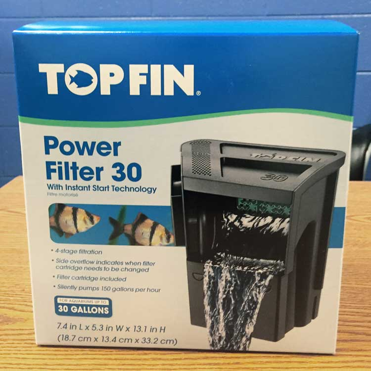 Top Fin™ Power Filter 30