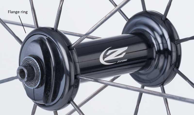 ZIPP 88v6 front hub (Black)