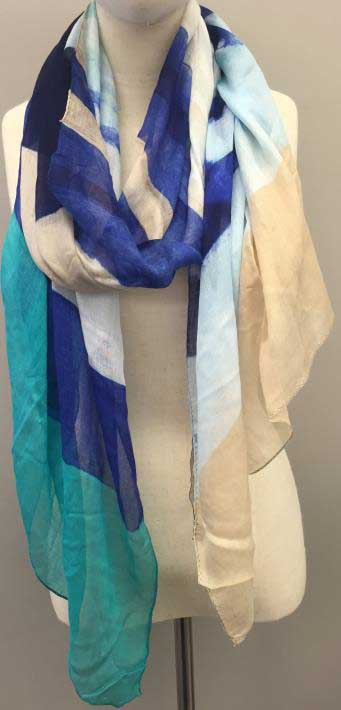 Beach Wave Scarf