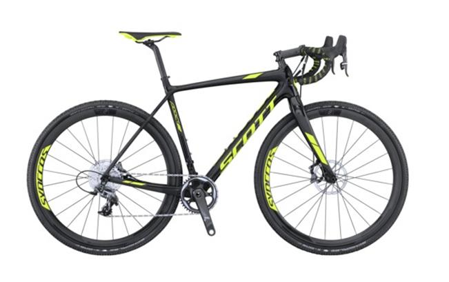 Recalled SCOTT bicycle, model Addict CX 10 disc