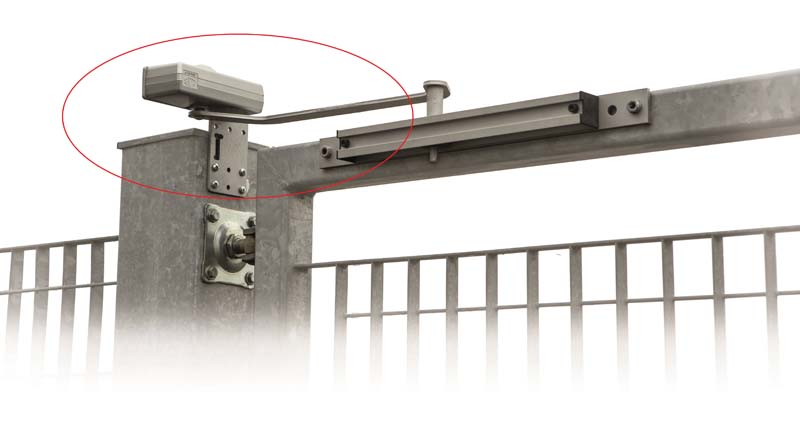 Rixson Exterior Gate Closers Recalled Due To Injury Hazard