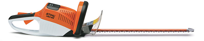 STIHL HSA 65 battery-powered hedge trimmer