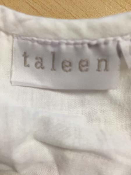 Nightgown label