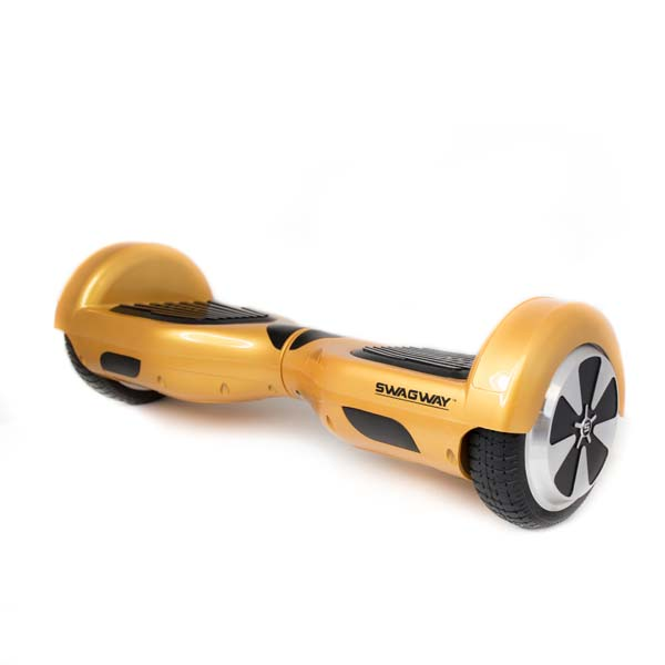 Swagway Recalls Self-Balancing Scooters/Hoverboards Due to