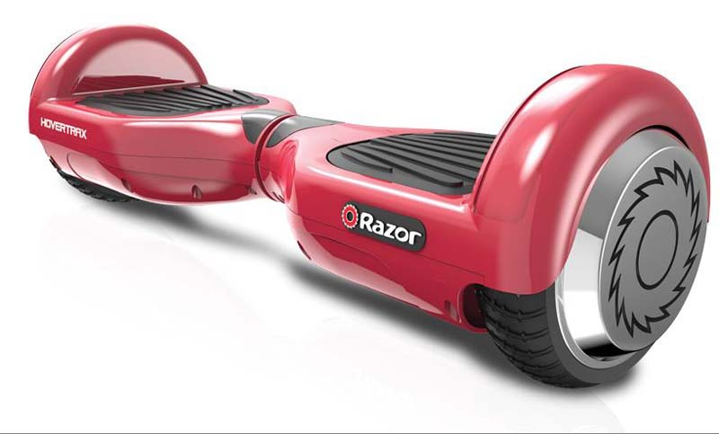 Razor Recalls Self Balancing Scooters Hoverboards Due To Fire Hazard