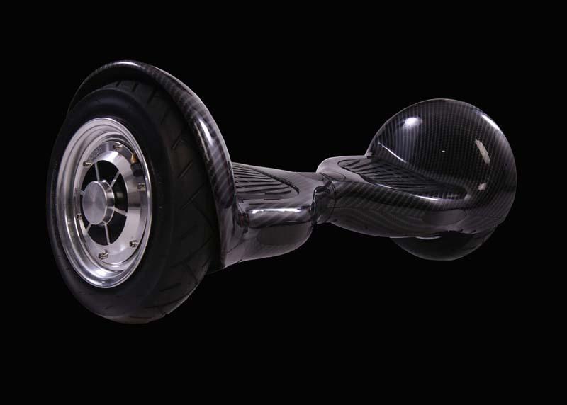 iMoto Smart Balance Board SUV (carbon fiber)