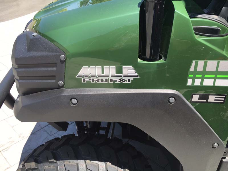 Kawasaki Mule Utility Vehicles – Model Name Location