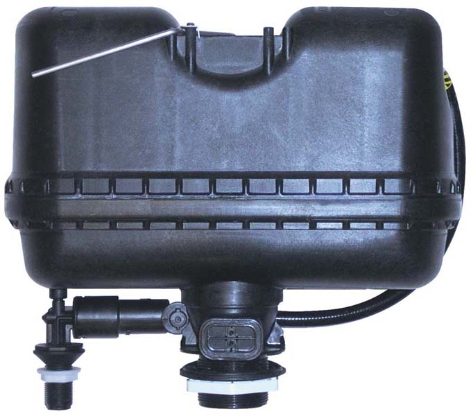 Flushmate® III Pressure-Assist Flushing System