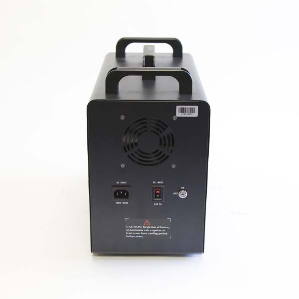 Patriot Power Generator (rear panel)