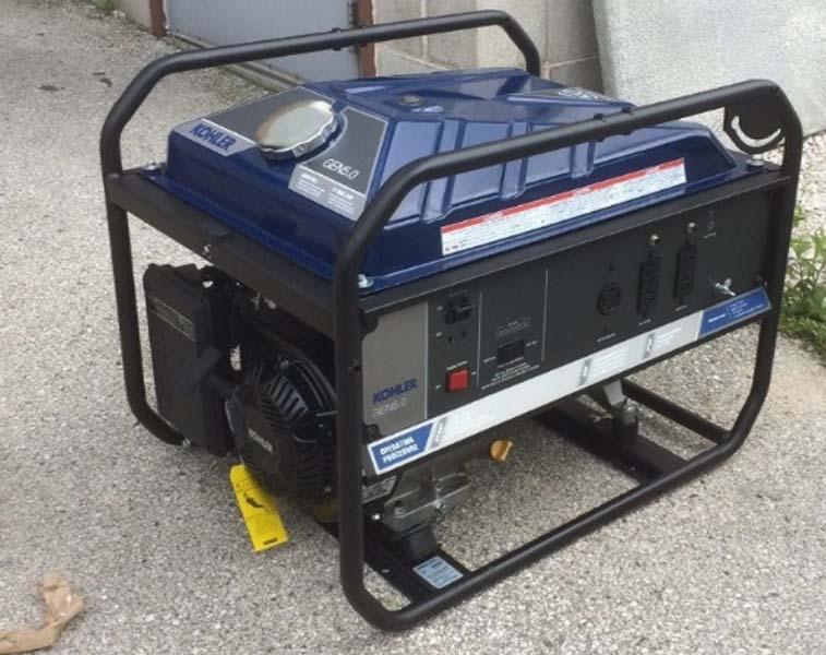 Kohler GEN5.0 Portable Generator
