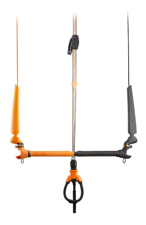 image of Liquid Force Response Kiteboard control systems