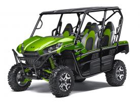 Teryx4 Recreational Off-highway Vehicle (four-passenger)