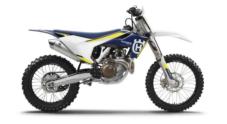 2016 Husqvarna brand competition motocross motorcycle