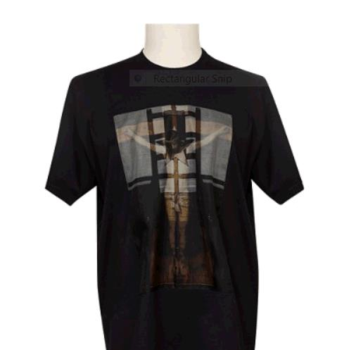 Recalled Givenchy men's t-shirt