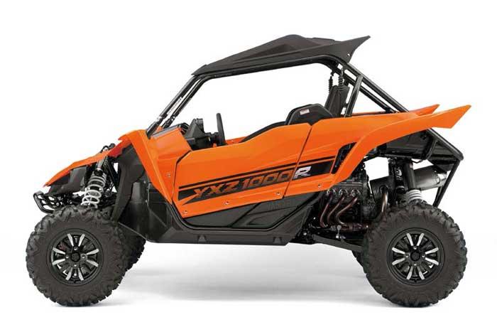 YXZ1000R Orange
