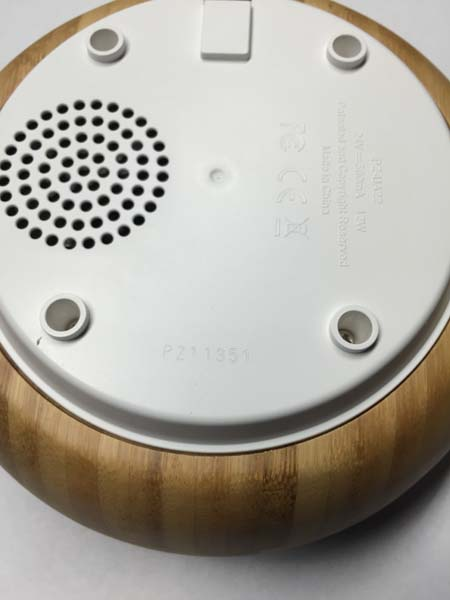 Nu Skin Epoch mist diffusers lot number location