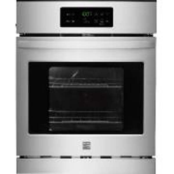 Kenmore wall oven (stainless steel)