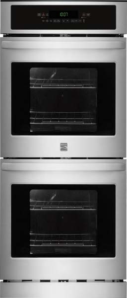 Kenmore double wall oven