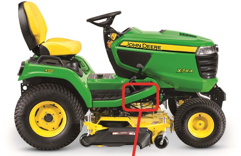 John Deere Recalls Lawn And Garden Tractors Due To