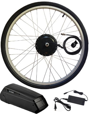 Recalled Hill Topper electric bike kit
