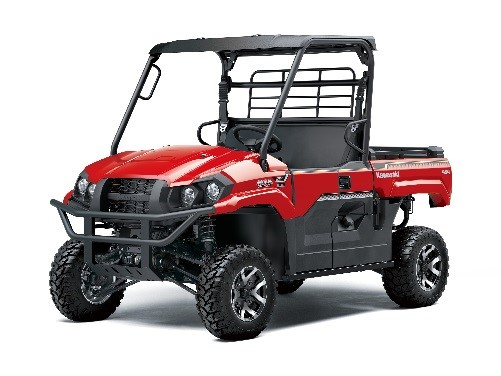 Recalled Kawasaki Mule Pro MX 700 EPS LE