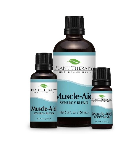 Recalled Muscle Aid Synergy Blend – 10 mL; 30 mL; 100 mL