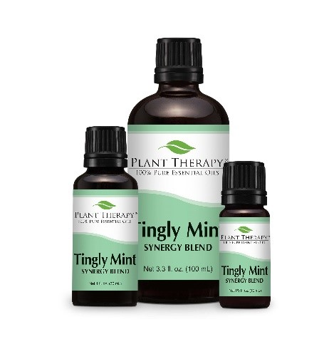 Recalled Tingly Mint Synergy Blend – 10 mL; 30 mL; 100 mL