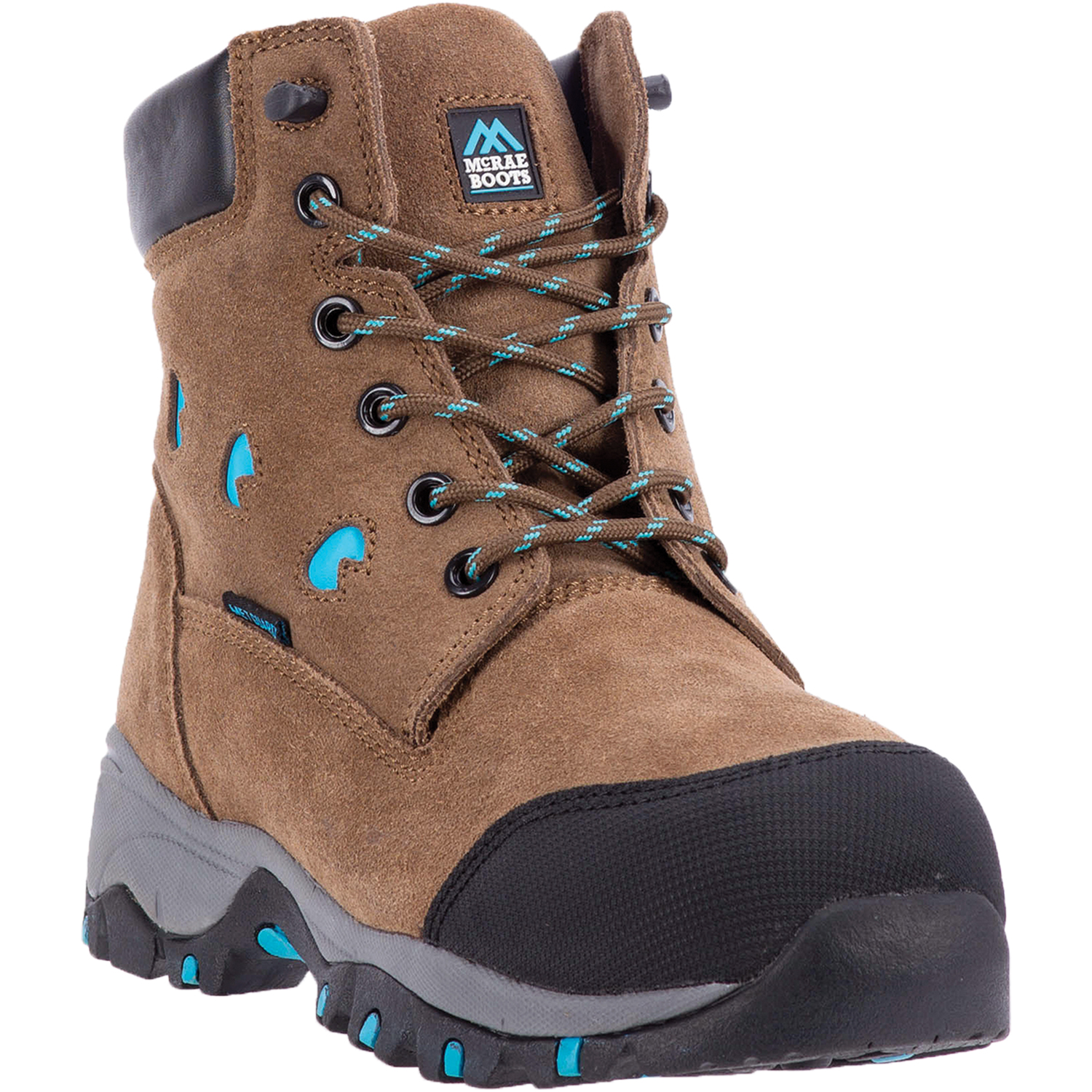 Recalled safety boot (MR47616)